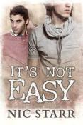 Review: It's Not Easy by Nic Starr