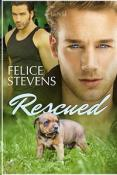 Review: Rescued by Felice Stevens