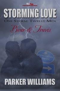 Review: Storming Love: Bear and Travis by Parker Williams