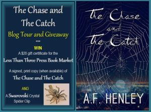 The Chase and The Catch Blog Tour and Giveaway Image