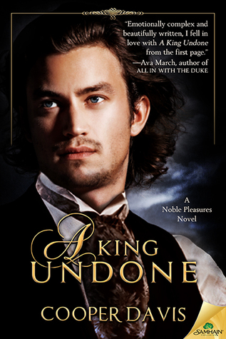 Review: A King Undone by Cooper Davis