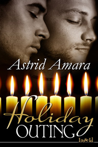 Throwback Thursday Review: Holiday Outing by Astrid Amara