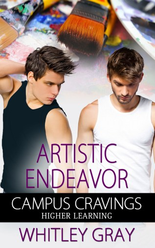 Guest Post and Giveaway: Artistic Endeavor by Whitley Gray