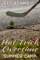 Review: Hat Trick Overtime: Summer Camp by Jeff Adams