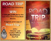 Let's Take a Road Trip Prizes