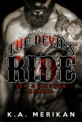Guest Post and Giveaway: The Devil's Ride by K.A. Merikan