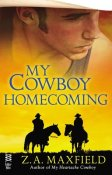 Review: My Cowboy Homecoming by Z.A. Maxfield