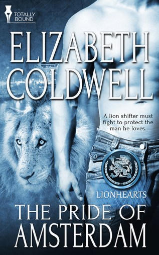Guest Post: The Pride of Amsterdam by Elizabeth Coldwell