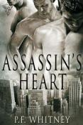 Review: Assassin's Heart by P.F. Whitney