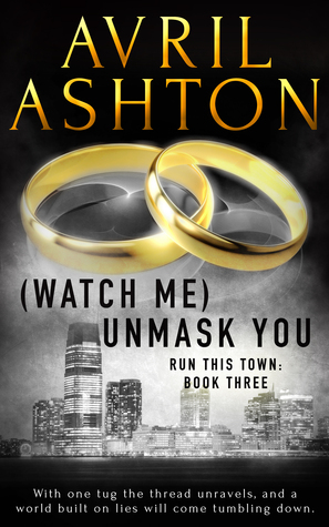 Review: (Watch Me) Unmask You by Avril Ashton