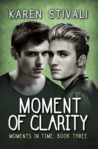 Review: Moment of Clarity by Karen Stivali