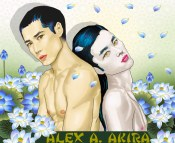 MASATO & ICHIRO FLORA copyright Alex A. Akira