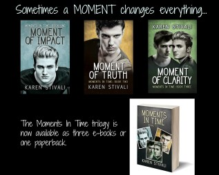 Guest Post: Moment Of Truth by Karen Stivali