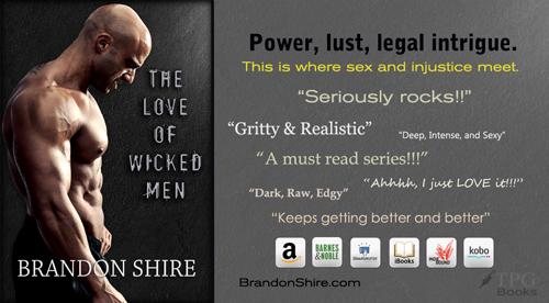 Wicked Men Banner