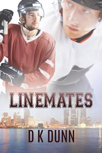 Review: Linemates by D.K. Dunn