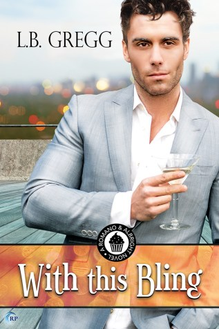 Cover Reveal and Giveaway: With This Bling by L.B. Gregg