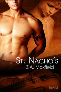 Throwback Thursday Review: St. Nacho's by Z.A. Maxfield