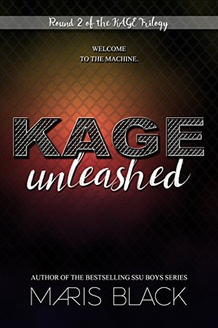 Review: KAGE Unleashed by Maris Black