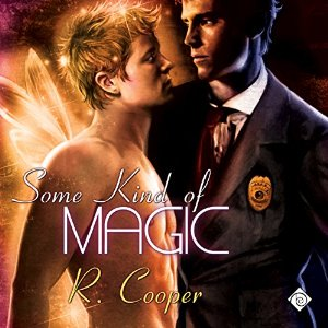 Throwback Thursday Audiobook Review: Some Kind of Magic by R. Cooper