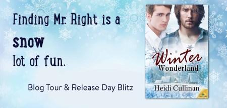 Winter Wonderland Blog Tour