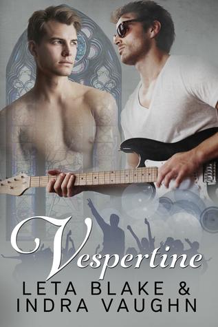 Review: Vespertine by Leta Blake and Indra Vaughn