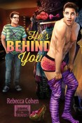 Review: He's Behind You by Rebecca Cohen