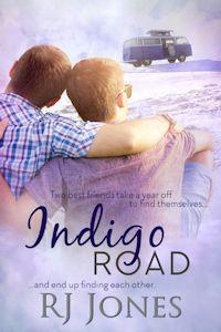 Review: Indigo Road by R.J. Jones