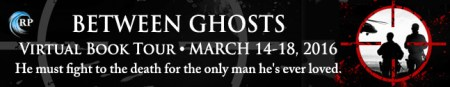 Between Ghosts Tour Banner