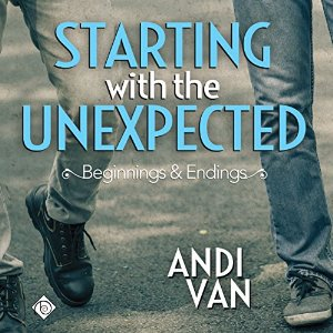 Audiobook Review: Starting with the Unexpected by Andi Van