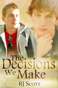 Review: The Decisions We Make by R.J. Scott