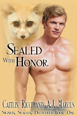 Review: Sealed with Honor by Caitlin Ricci and A.J. Marcus