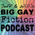 Jay on the Big Gay Fiction Podcast... Talking Audiobooks!