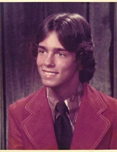 rick reed- High School Grad