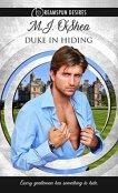 Review: Duke in Hiding by M.J. O'Shea