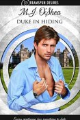 Review: Duke in Hiding by M.J. O'Shea