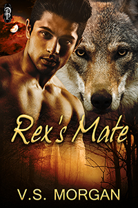 Review: Rex's Mate by V.S. Morgan