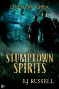 Review: Stumptown Spirits by E.J. Russell