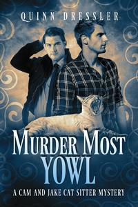 Review: Murder Most Yowl by Quinn Dressler