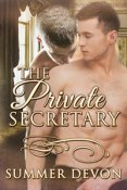 Guest Post and Giveaway: The Private Secretary by Summer Devon