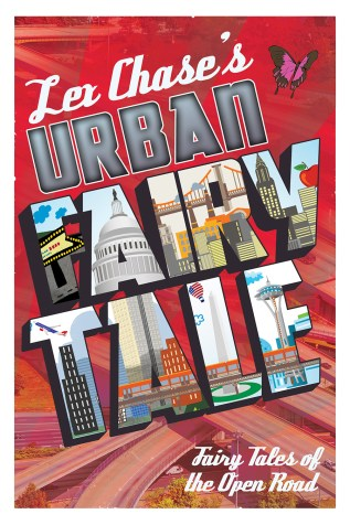 Guest Post and Giveaway: Urban Fairy Tale by Lex Chase