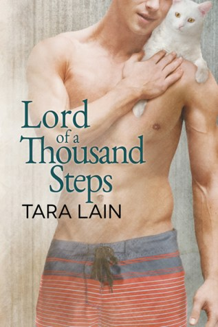 Guest Post and Giveaway: Lord of a Thousand Steps by Tara Lain
