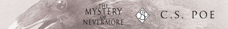 The Mystery of Nevermore Banner