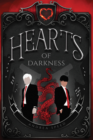 Review: Hearts of Darkness by Andrea Speed