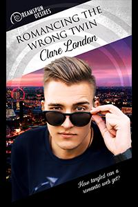 Review: Romancing the Wrong Twin by Clare London