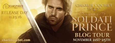 The Soldati Prince Blog Tour Banner