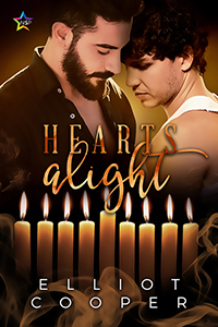 Guest Post and Giveaway: Hearts Alight by Elliot Cooper