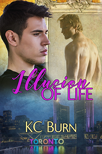 Guest Post and Giveaway: Illusion of Life by KC Burn