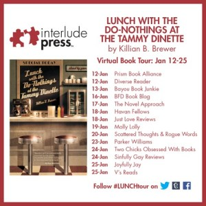 Lunch With the Do-Nothings at the Tammy Dinette tour graphic