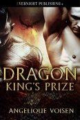 Review: Dragon King's Prize by Angelique Voisen