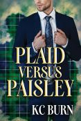 Review: Plaid Versus Paisley by K.C. Burn